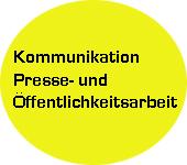 Modul - Kommunikation Presse- und Öffentlichkeitsarbeit