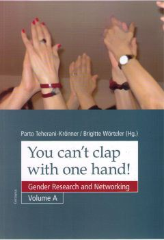 You can't clap with one hand